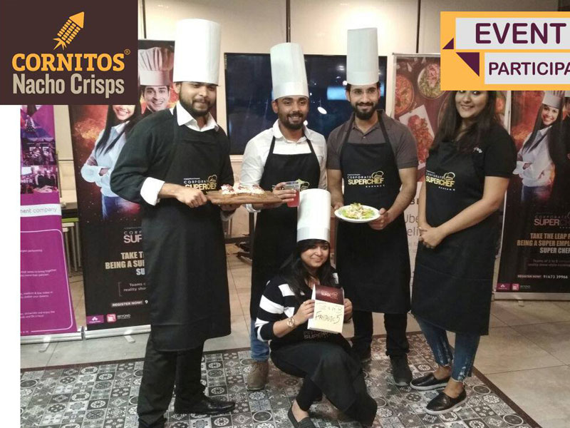 Chef Activity by using Quinoa Nachos @ Curo Highstreet Mall, Jalandhar